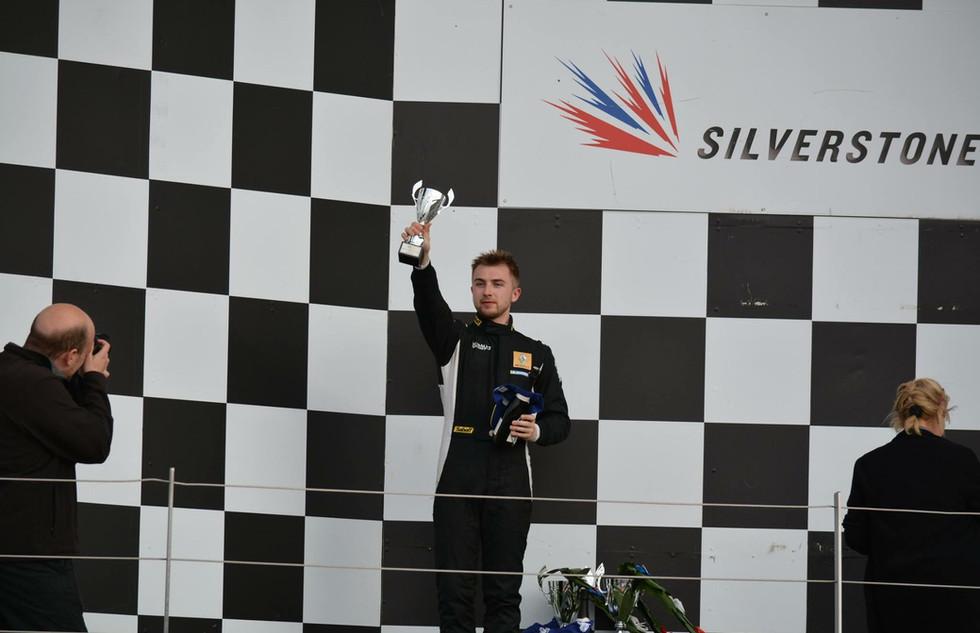 Silverstone, 2017