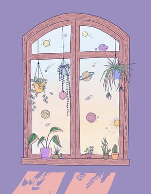 Fenster zum Träumen