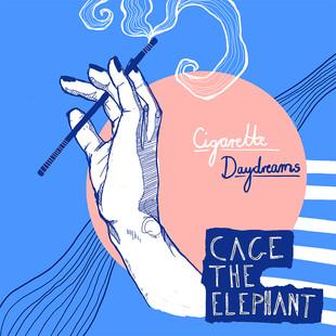 Cigarette Daydreams - Fiktives Plattencoverdesign