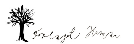 Forlaget human, logo.2012