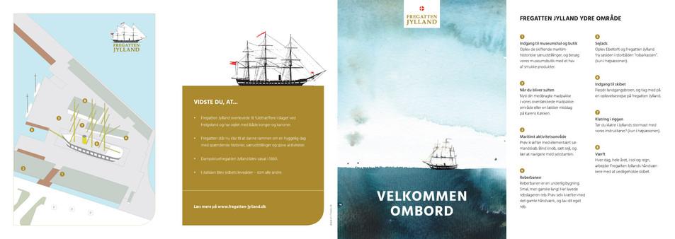 Informative catalog. Fregatten Jylland, Ebeltoft 2017