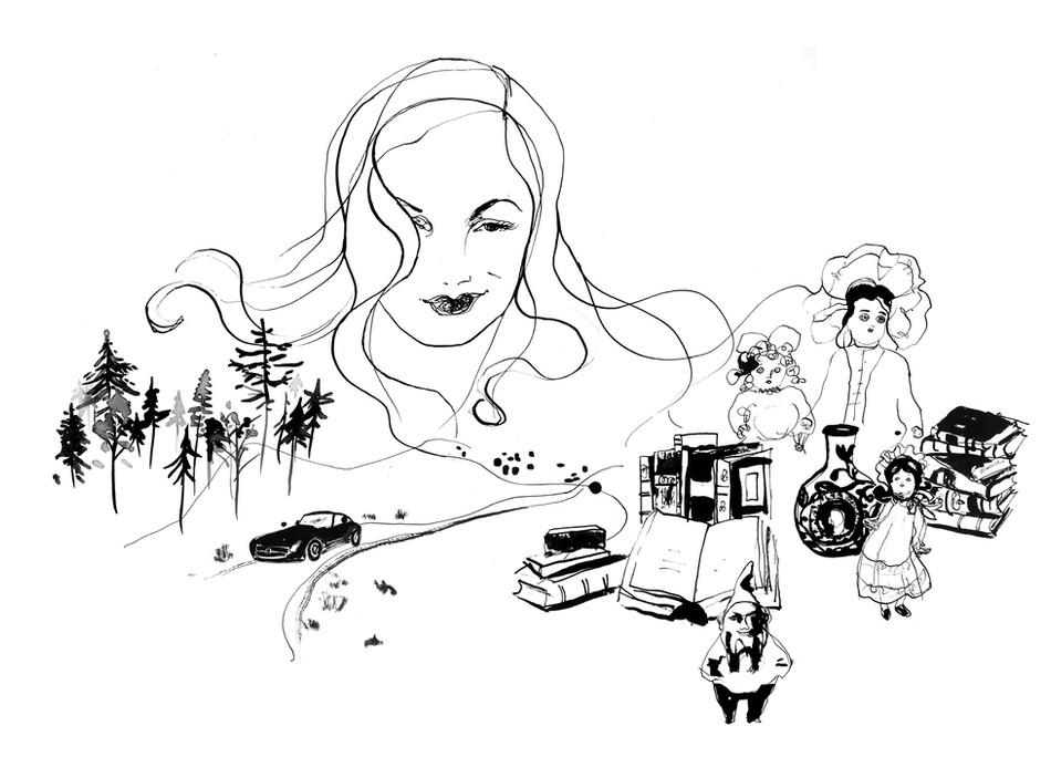 Veronica Lake, 2012