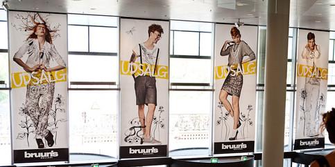 Brunns Bazar 2011, summer sales campaign