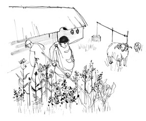 4. Hjemme på gården