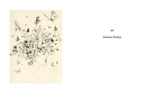 Annegret Friedrichsen, digte