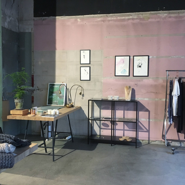 """Another view"" a Sustainable shop based in the heart of Copenhagen, St. Kongensgade 85"