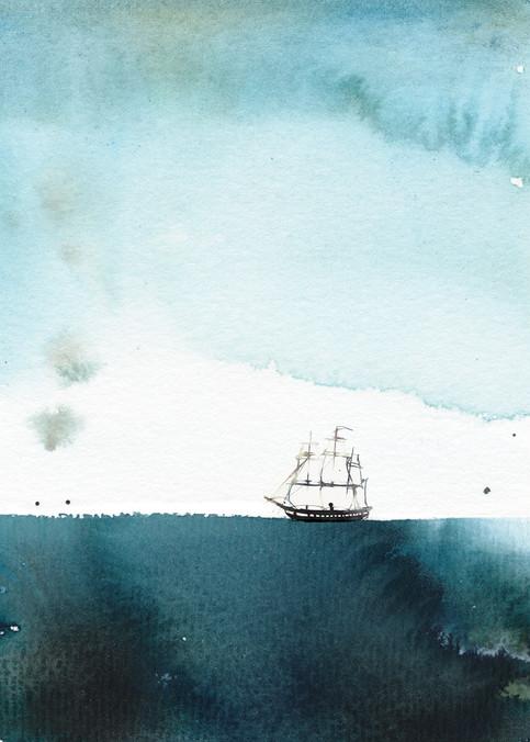 Cover, Informative catalog. Fregatten Jylland, Ebeltoft 2017