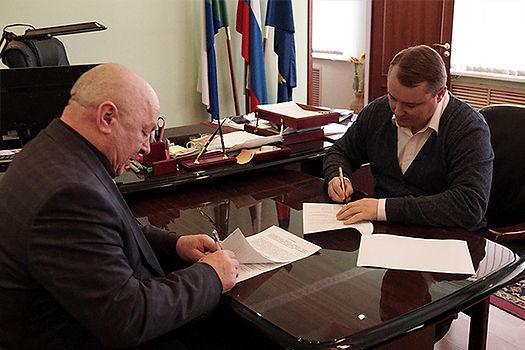 Соглашение между УФСИН Хабаровск и Опора России