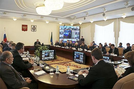 Взаимодействие УФСИН Хабаровск с государственными заказчиками края