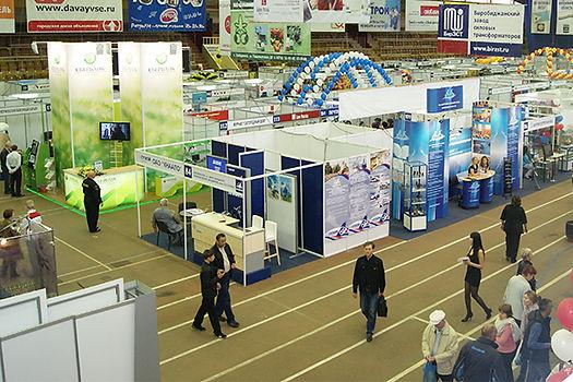 УФСИН Хабаровск на выставке