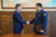Соглашение УФСИН Хабаровск и Правительст