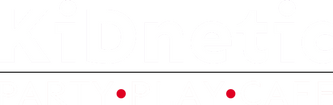 Kidnetic playground logo