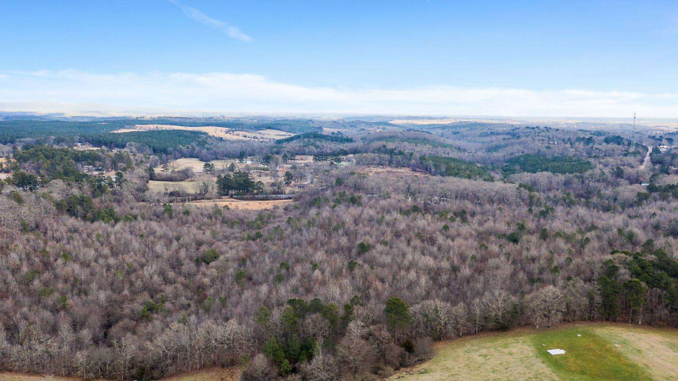 40 wooded acres in Polk County Arkansas