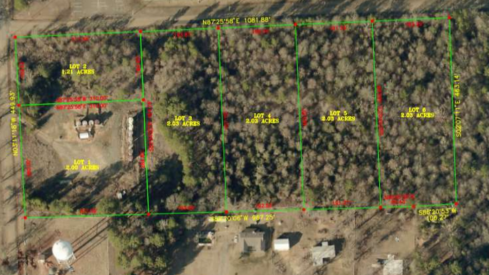 Multiple Lots in Texarkana - Water, Electric, mobile friendly