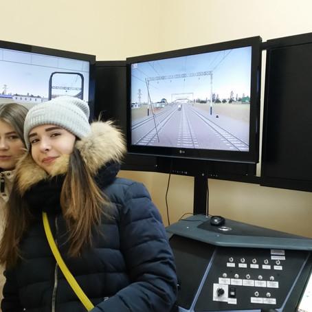 Экскурсия студентов колледжа в ЦМИТ Инноватор