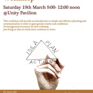 Planning & Communications Workshop