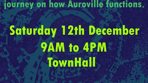 What's Happening in the Town Hall?
