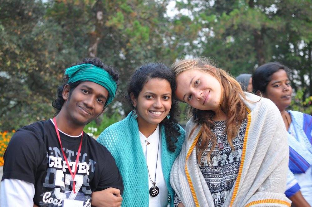YouthLink members, Nainital.