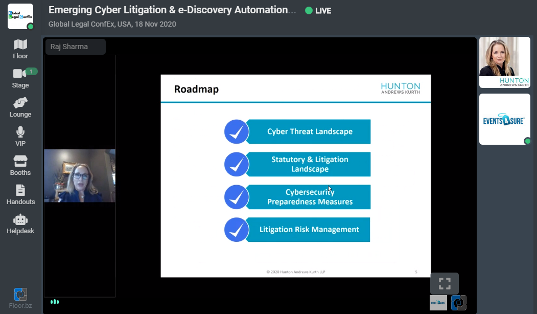 Emerging Cyber Litigation & e-Discovery