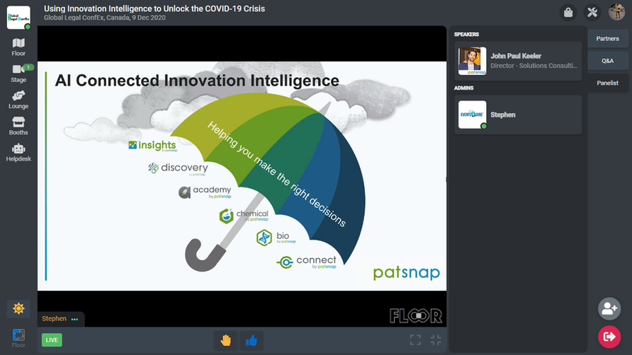 Using innovation intelligence to unlock