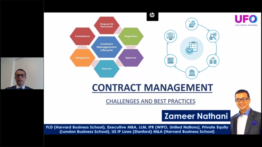 Challenges in Contract Management and Ad