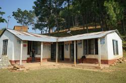 Dhola health post