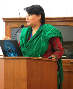 Dr Mita Rana TUTH