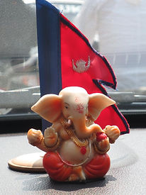 Ganesh- the Elephant God