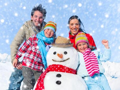 Памятка для родителей! «Безопасность ребенка на новогодних каникулах».