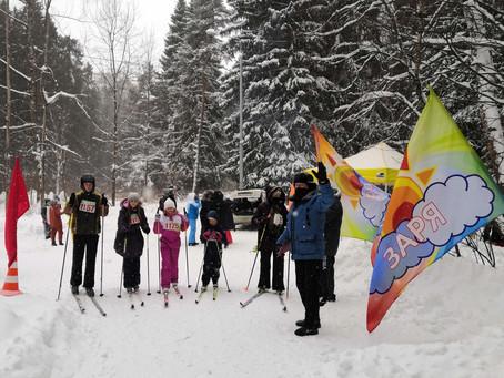 День лыжника на поляне сказок. Как это было...