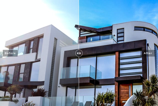 irvine real estate photography LUTs
