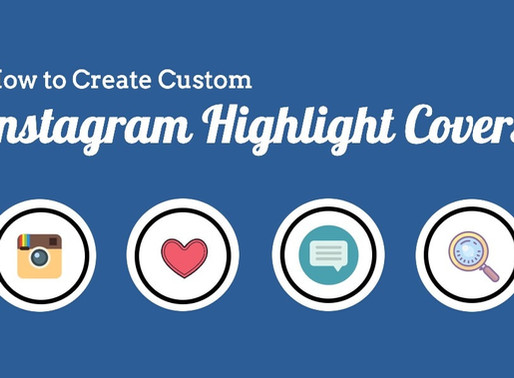How To Make Instagram Highlight Icons