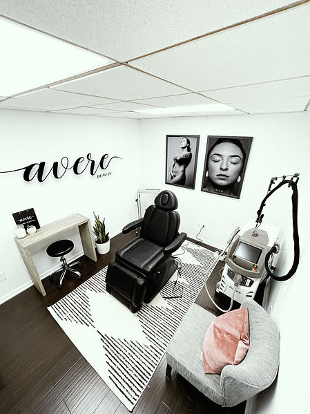 Avere Beauty Murrysville Injection Room