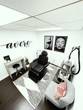 Avere Beauty Murrysville Injection and Laser Hair Removal Room
