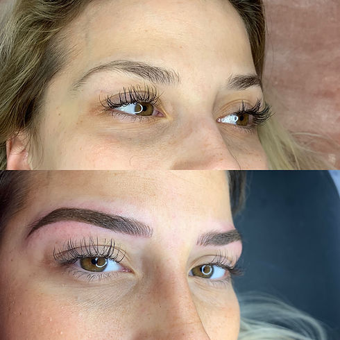 Avere Beauty Microblading Before After 2