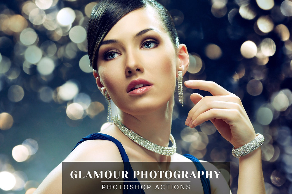 make photos look like magazine