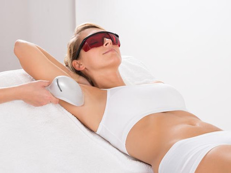 Zap Unwanted Hair With Laser Hair Removal