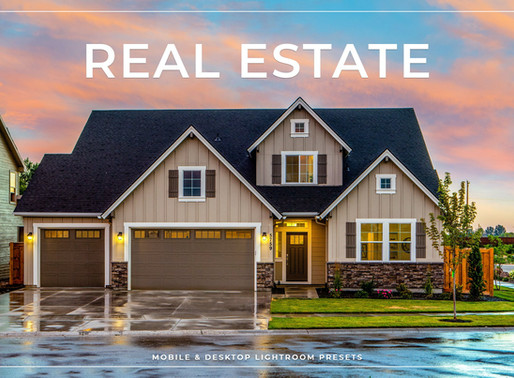 11 Real Estate Photo Filters - Free Download!