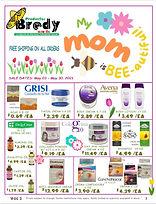 Productos Bredy | Flyer Mensual | Artesnia Mexicana en Houston