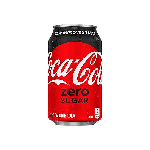Coca Cola Zero Lata