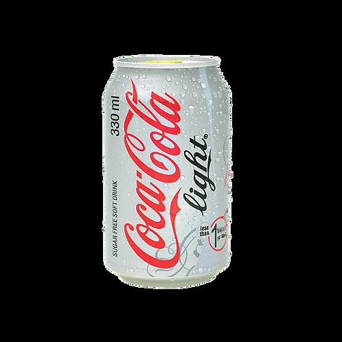 Coca Cola Light Lata