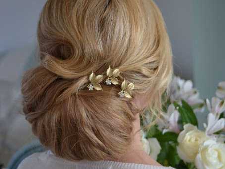 A Guide to Styling - The Textured Chignon