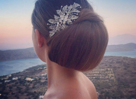 Styling Brides On The Greek Islands