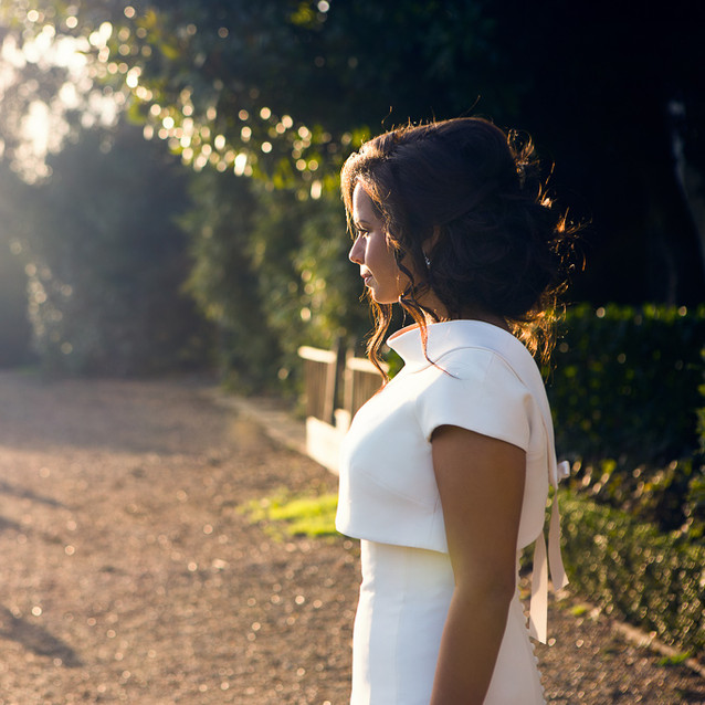 Luxury wedding photoshoot HAIR Lynnette Chasmer