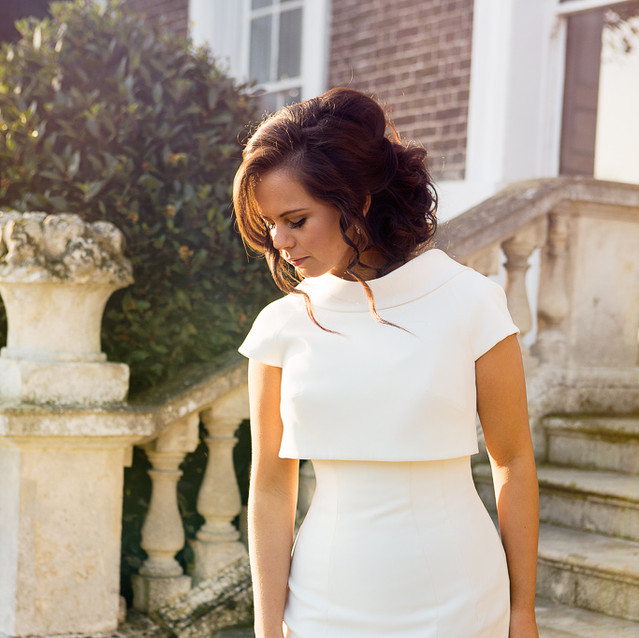 Luxury wedding hair Lynnette Chasmer