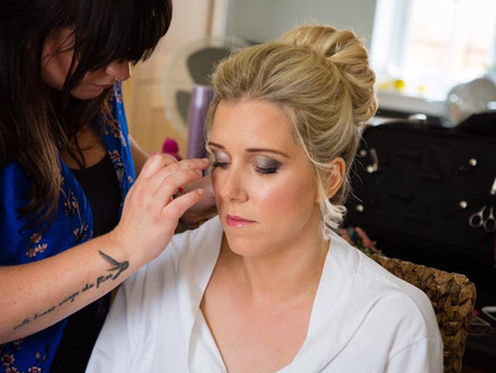 Why Book a Professional Make-up Artist?