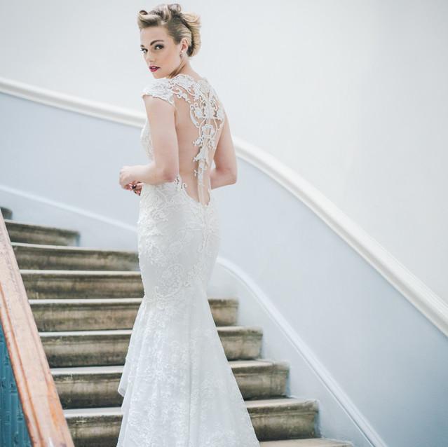 Luxury weddingg hair styling Lynnette Chasmer mua TeamGlam