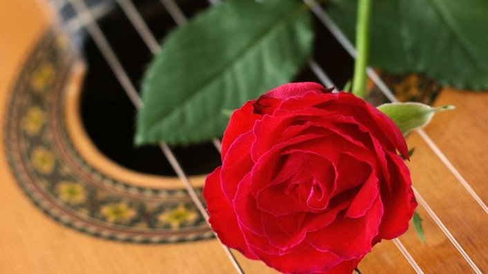 Ceremoniële muziek begeleiding
