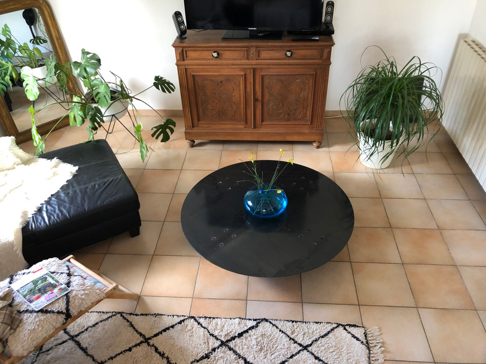 MOB 1 - TABLE BASSE