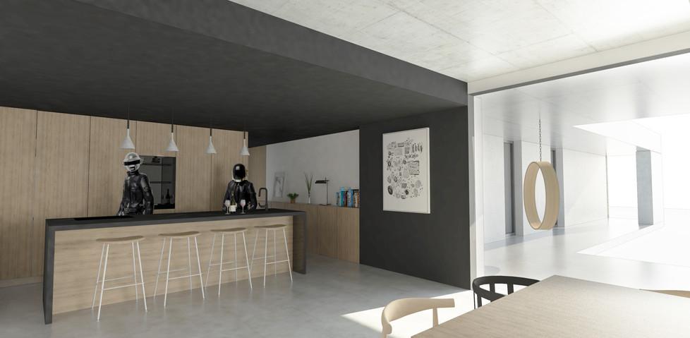 Maison G1 - vue intérieure 2